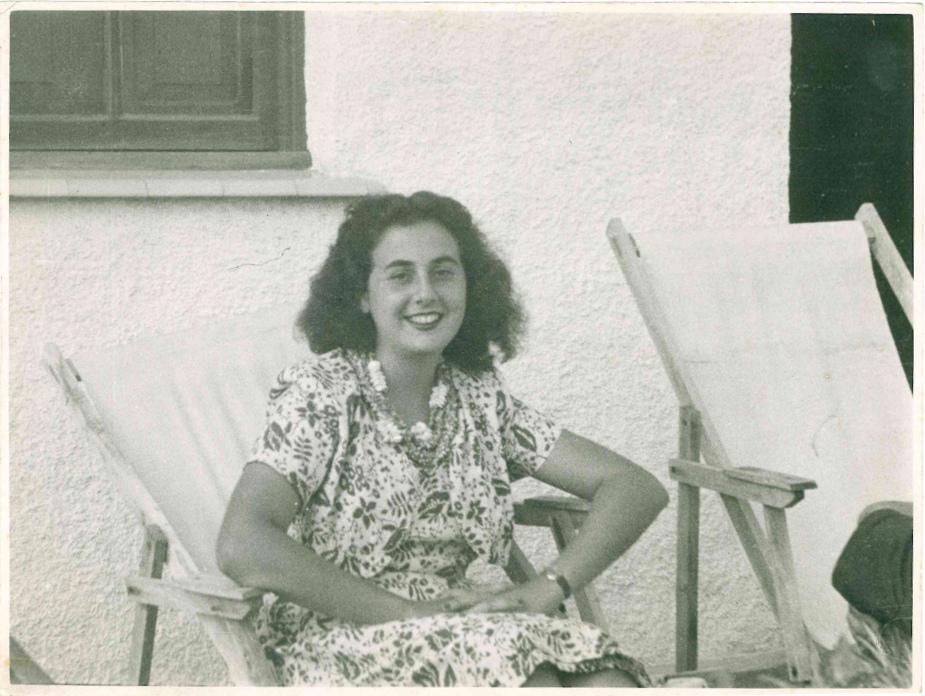 1948 - Silla de playa