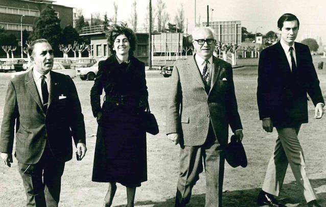 1971 - Jornadas patriotas en Buenos Aires