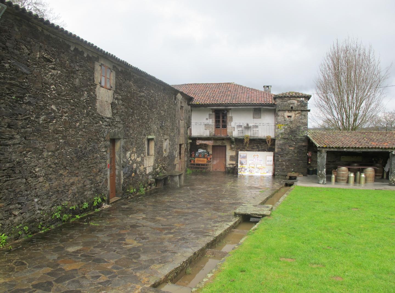 La casa después de la restauración